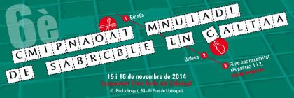 6è Campionat Mundial de Scrabble en català