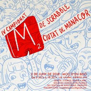 IV Campionat de Scrabble Ciutat de Manacor