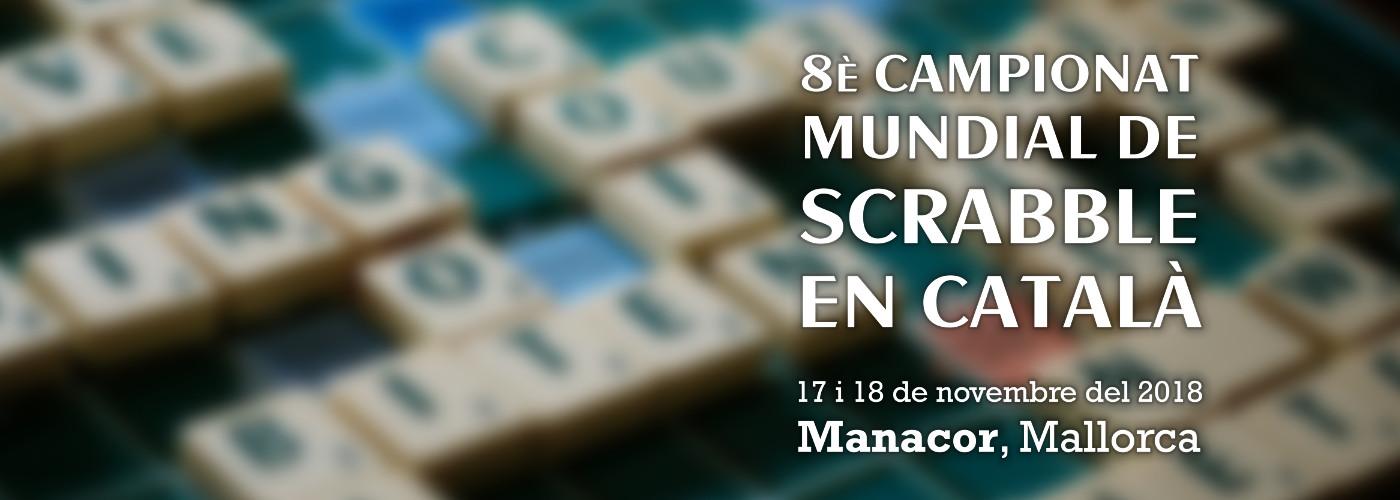 8è Mundial de Scrabble